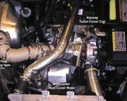 Avgasbandage - Racingtape 1100 ˚C